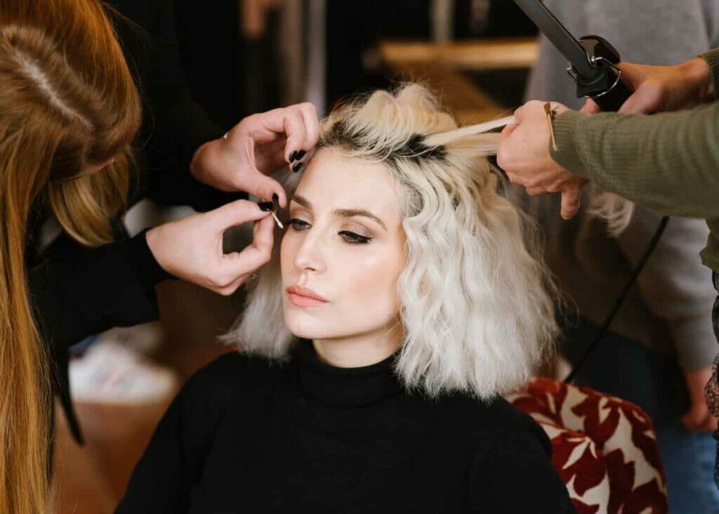 Estúdio de Maquilhagem moda fotografia